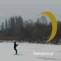 Зимний кайтинг