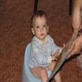 Как научить ребенка ходить на го�