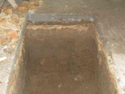 Смотровая яма должна обладать определенными параметрами