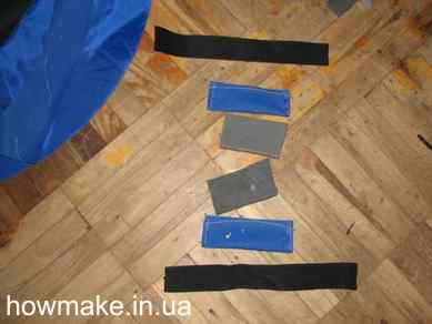 Надувные санки своими руками фото 764