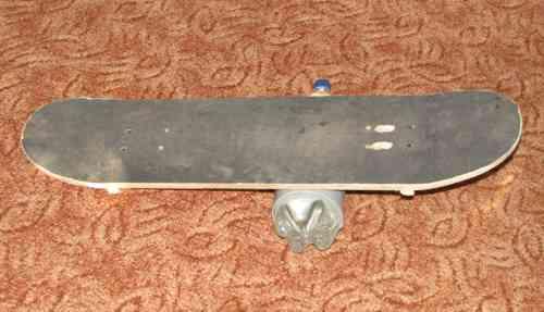 Баланс борд из доски от скейта